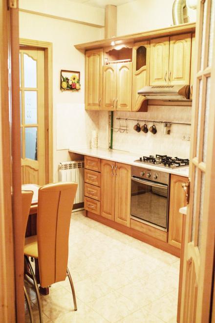 2-комнатная квартира посуточно (вариант № 1460), ул. Большая Морская улица, фото № 4
