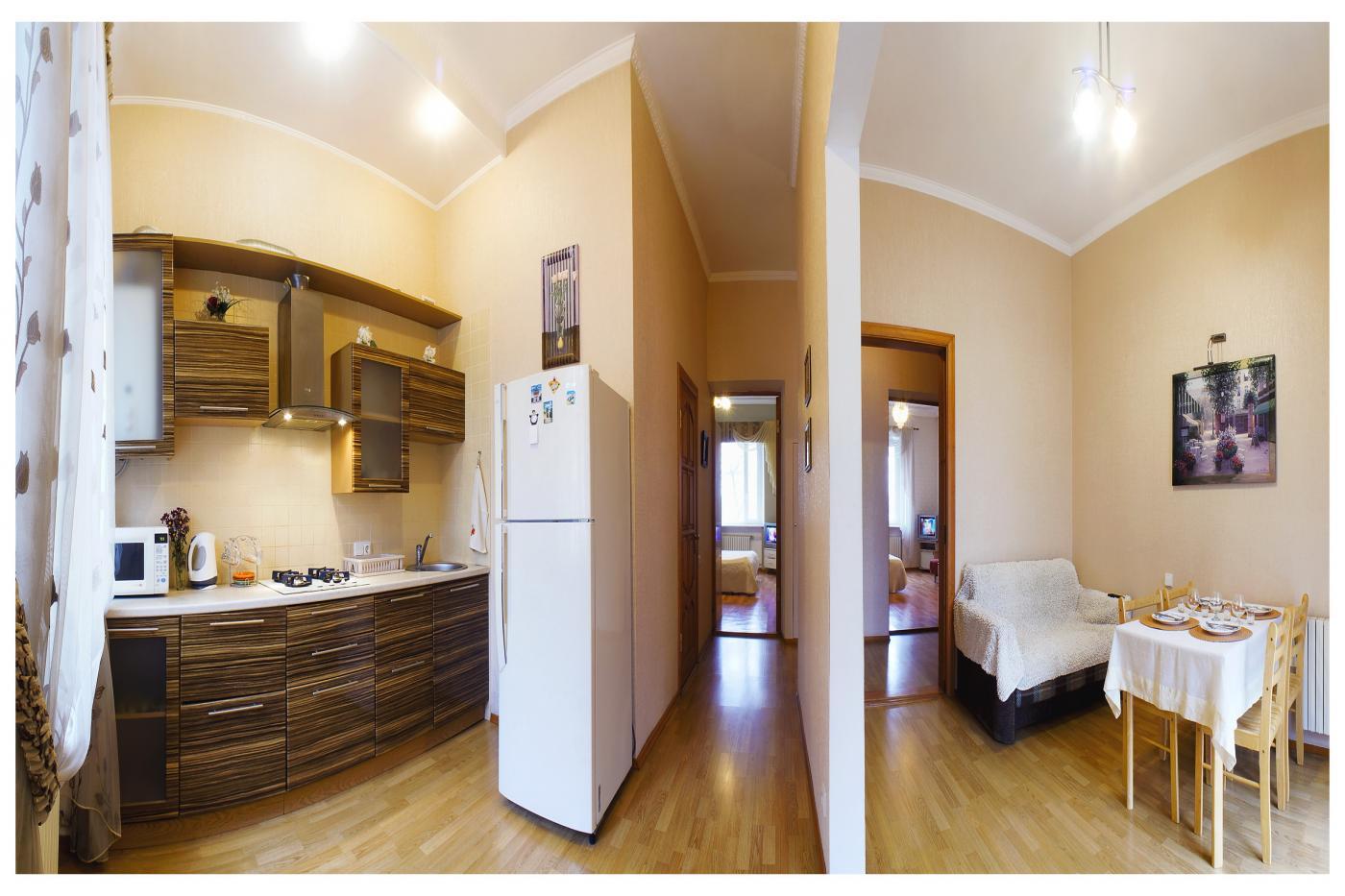 3-комнатная квартира посуточно (вариант № 1590), ул. Ленина улица, фото № 8