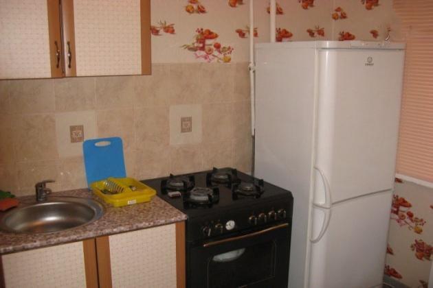 1-комнатная квартира посуточно (вариант № 2086), ул. Высотная улица, фото № 2