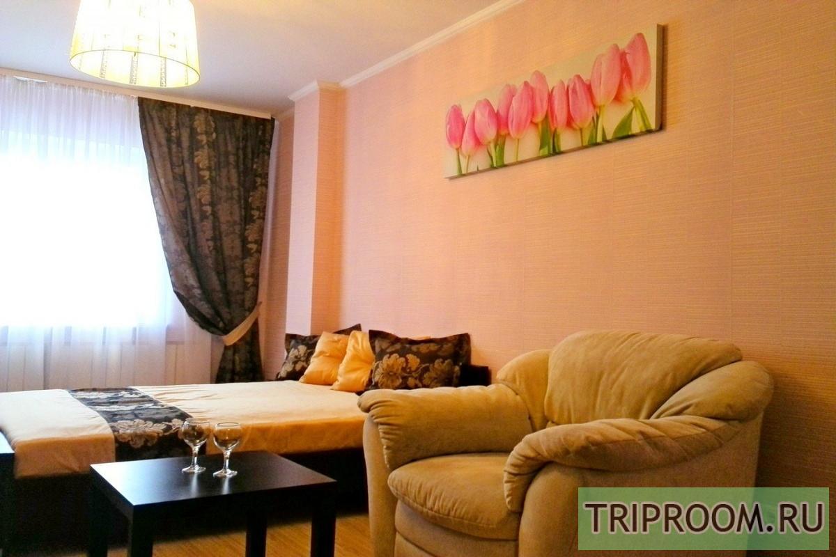 1-комнатная квартира посуточно (вариант № 34586), ул. Комсомольский проспект, фото № 1