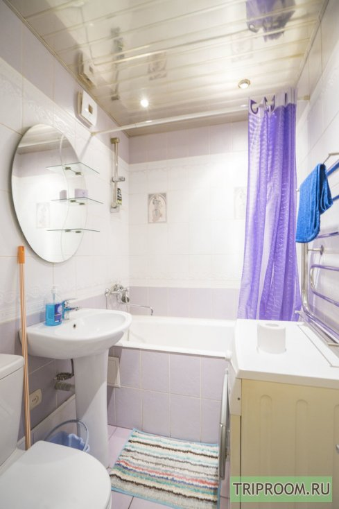 2-комнатная квартира посуточно (вариант № 51898), ул. Екатерининская улица, фото № 9