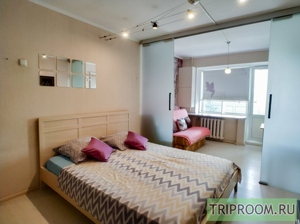 1-комнатная квартира посуточно (вариант № 66132), ул. Луначарского, фото № 8