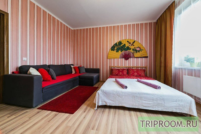 2-комнатная квартира посуточно (вариант № 37165), ул. электромонтажный проезд, фото № 1