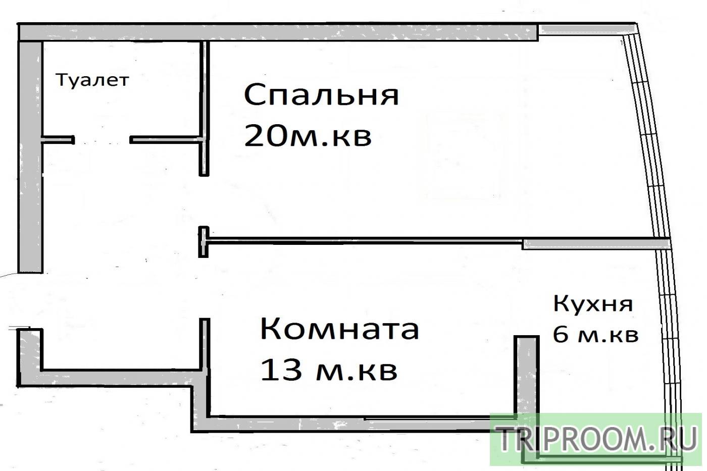 2-комнатная квартира посуточно (вариант № 34917), ул. Парковая улица, фото № 9
